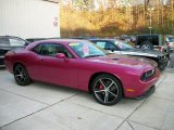 2010 Dodge Challenger SRT8 Furious Fuchsia Edition Data, Info and Specs