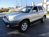 2003 Pewter Hyundai Santa Fe LX #39889178