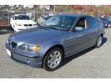 2005 Steel Blue Metallic BMW 3 Series 325i Sedan #39888846