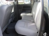 2007 Dodge Ram 1500 Big Horn Edition Quad Cab 4x4 Medium Slate Gray Interior