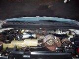 1999 Ford F350 Super Duty XL Regular Cab 4x4 Chassis 7.3 Liter OHV 16-Valve Power Stroke Turbo-Diesel V8 Engine