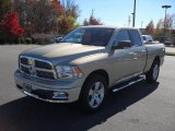 2011 White Gold Dodge Ram 1500 SLT Quad Cab 4x4 #39925105