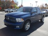 2011 Deep Water Blue Pearl Dodge Ram 1500 Sport Crew Cab #39925108