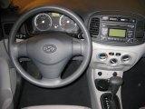 2009 Hyundai Accent GLS 4 Door Dashboard