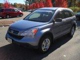 2007 Glacier Blue Metallic Honda CR-V LX #39943854