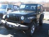 2011 Black Jeep Wrangler Sport S 4x4 #39943882
