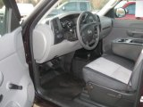 2008 Chevrolet Silverado 1500 LS Regular Cab 4x4 Dark Titanium Interior