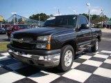 2005 Chevrolet Silverado 1500 Dark Gray Metallic