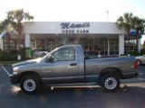 2008 Mineral Gray Metallic Dodge Ram 1500 ST Regular Cab #39943683