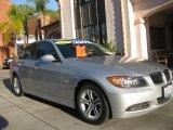 2008 Platinum Bronze Metallic BMW 3 Series 328xi Sedan #39943472
