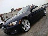 2007 Monaco Blue Metallic BMW 3 Series 335i Convertible #39943261