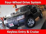 1999 Jeep Grand Cherokee Deep Slate Pearl