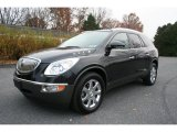 2008 Carbon Black Metallic Buick Enclave CXL AWD #39943709