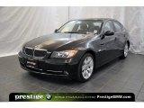 2007 Jet Black BMW 3 Series 335xi Sedan #39943287