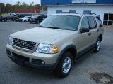 2003 Harvest Gold Metallic Ford Explorer XLT #39943976