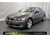 2010 Space Gray Metallic BMW 3 Series 328i xDrive Coupe #39943292
