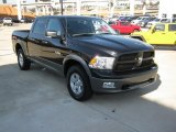 2010 Dodge Ram 1500 TRX4 Crew Cab 4x4 Data, Info and Specs