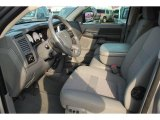 2008 Dodge Ram 3500 SLT Mega Cab Dually Khaki Interior