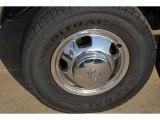 2008 Dodge Ram 3500 Laramie Resistol Mega Cab 4x4 Dually Wheel
