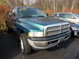 1999 Emerald Green Pearl Dodge Ram 1500 SLT Extended Cab 4x4 #39943551