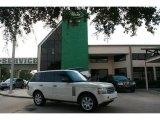 2006 Chawton White Land Rover Range Rover HSE #39944008