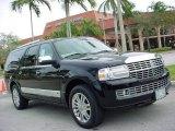 2007 Black Lincoln Navigator L Luxury #3966091