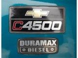 Chevrolet C Series Kodiak 2006 Badges and Logos