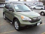 2007 Green Tea Metallic Honda CR-V EX 4WD #39943818