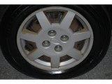 Kia Spectra 2002 Wheels and Tires