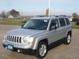 2011 Jeep Patriot Bright Silver Metallic