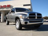 2005 Mineral Gray Metallic Dodge Ram 1500 SLT Quad Cab 4x4 #40004752