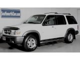 2000 Oxford White Ford Explorer XLT 4x4 #40004767