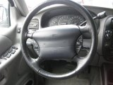 2000 Ford Explorer XLT 4x4 Steering Wheel