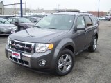 2011 Sterling Grey Metallic Ford Escape Limited V6 #40003976