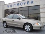 2002 Mayan Gold Metallic Chevrolet Cavalier LS Sedan #40004775