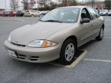 2002 Chevrolet Cavalier Mayan Gold Metallic