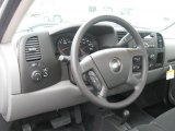 2011 Chevrolet Silverado 1500 Regular Cab 4x4 Steering Wheel