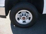 2007 GMC Sierra 2500HD Regular Cab Wheel