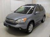2007 Glacier Blue Metallic Honda CR-V EX-L #40004864