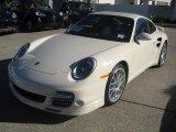 2011 Porsche 911 Cream White