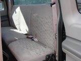 2000 Ford F250 Super Duty XLT Extended Cab Medium Graphite Interior
