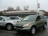 2008 Green Tea Metallic Honda CR-V EX 4WD #40004514