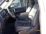 2008 Chevrolet Silverado 1500 LTZ Crew Cab Ebony Interior