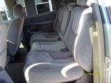 2007 GMC Sierra 2500HD Classic SLE Crew Cab Dark Titanium Interior