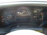 2007 GMC Sierra 2500HD Classic SLE Crew Cab Gauges