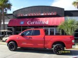 2010 Radiant Red Toyota Tundra Double Cab #40004073