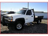 2003 Chevrolet Silverado 2500HD Regular Cab 4x4 Chassis Data, Info and Specs