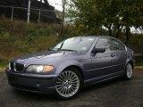 2003 Steel Blue Metallic BMW 3 Series 330i Sedan #40004629