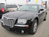 2008 Brilliant Black Crystal Pearl Chrysler 300 Limited AWD #40004984