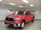 2008 Radiant Red Toyota Tundra Double Cab #40004995